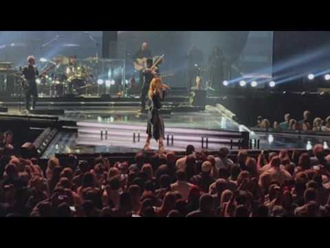 Opening of Faith Hill & Tim McGraw Soul2Soul World Tour Portland OR Mp3