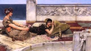 Казки картинної галереї - Лоуренс Альма-Тадема (2 серія) (Уроки з тітонькою Совою)