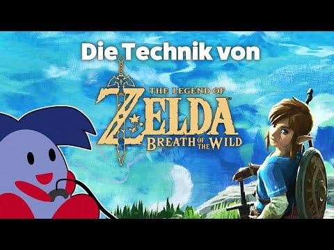 Die Technik von Zelda: Breath of the Wild | SambZockt Show