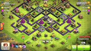 Clash of Clans | KingPowerSpecial | High Loot