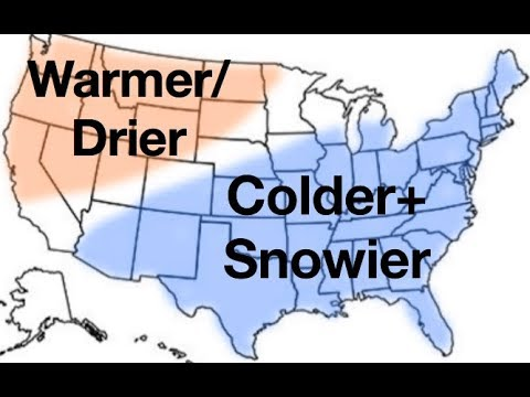 Very Early Winter Outlook -2018-2019