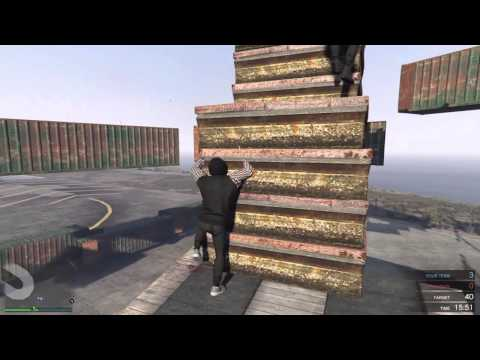 GTA 5 Parkour TeamDeathMatch