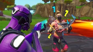 All your fortnite pain in one video...