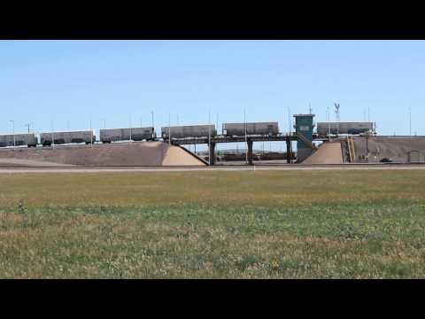 East Hump in the Bailey Yard, North Platte, Nebraska