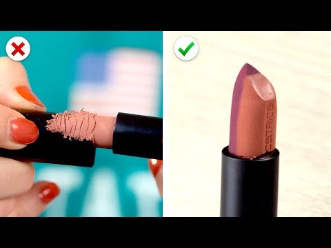 13 Easy yet Useful Beauty Hacks and More DIY ideas