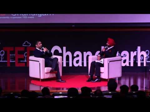 What goes inside the mind of an Olympian? | Abhinav Bindra | TEDxChandigarh