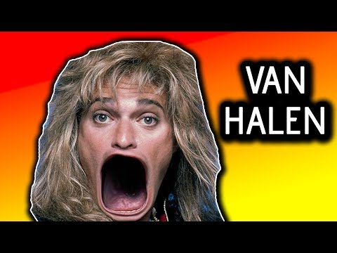 Jump - Van Halen but it's a complete shit show