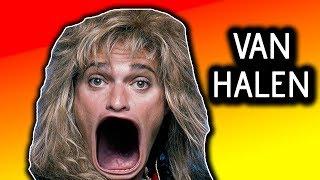 Jump - Van Halen but it's a complete mess