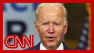Biden delays Europe departure to meet with Democratic caucus