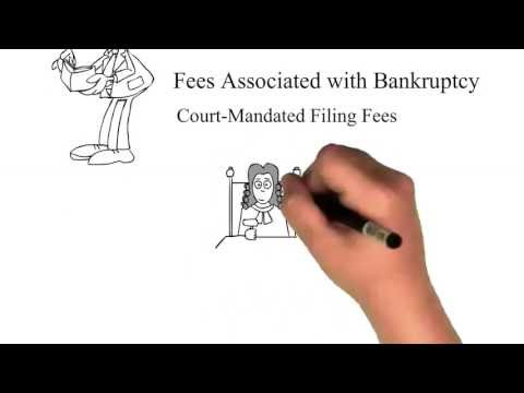 Contact us for a free consultation by visiting our website - http://www.westonlegal.com or calling 1-800-220-4318.  The Cost of Filing Bankruptcy varies depending on what type of Bankruptcy you will...