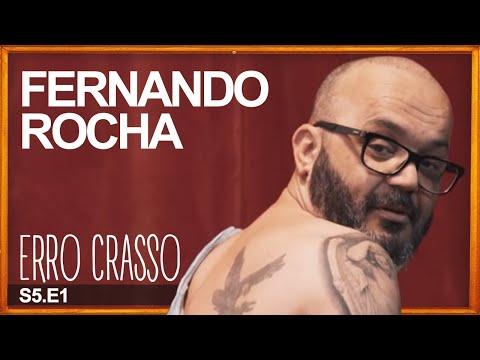 Erro Crasso T5 Ep1 - FERNANDO ROCHA despe-se bebe whisky e mostra o que é ser Fernando Rocha