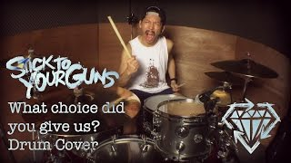 Ivan Wing | Stick to your guns - What choice did you give us?  (DRUM COVER)