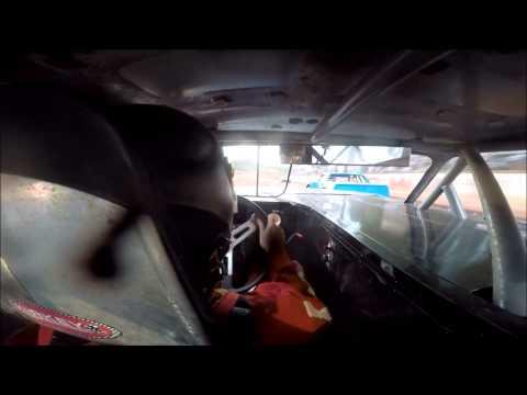 Harris Speedway Stock 8 Heat 6 13 15