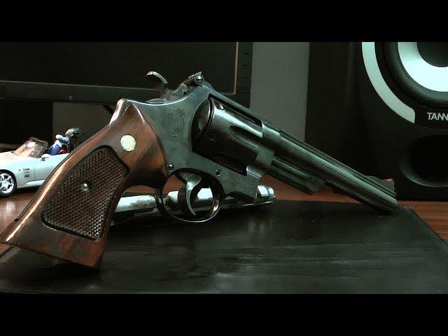 S&W Model 29 実銃レビュー Part 2