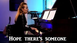 Antony and the Johnsons - Hope there's someone (LIVE Piano Cover)