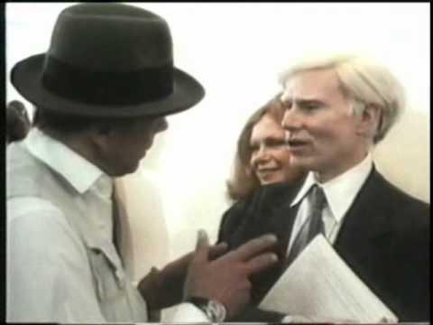 Joseph Beuys trifft Andy Warhol