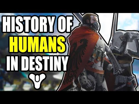 Destiny Lore | History Of Humans In The Destiny Universe