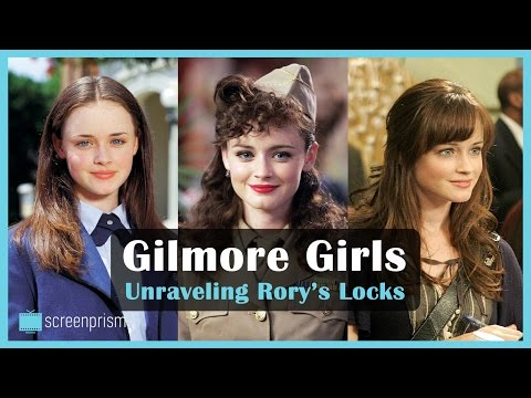Gilmore Girls Hair: Unraveling Rory's Locks