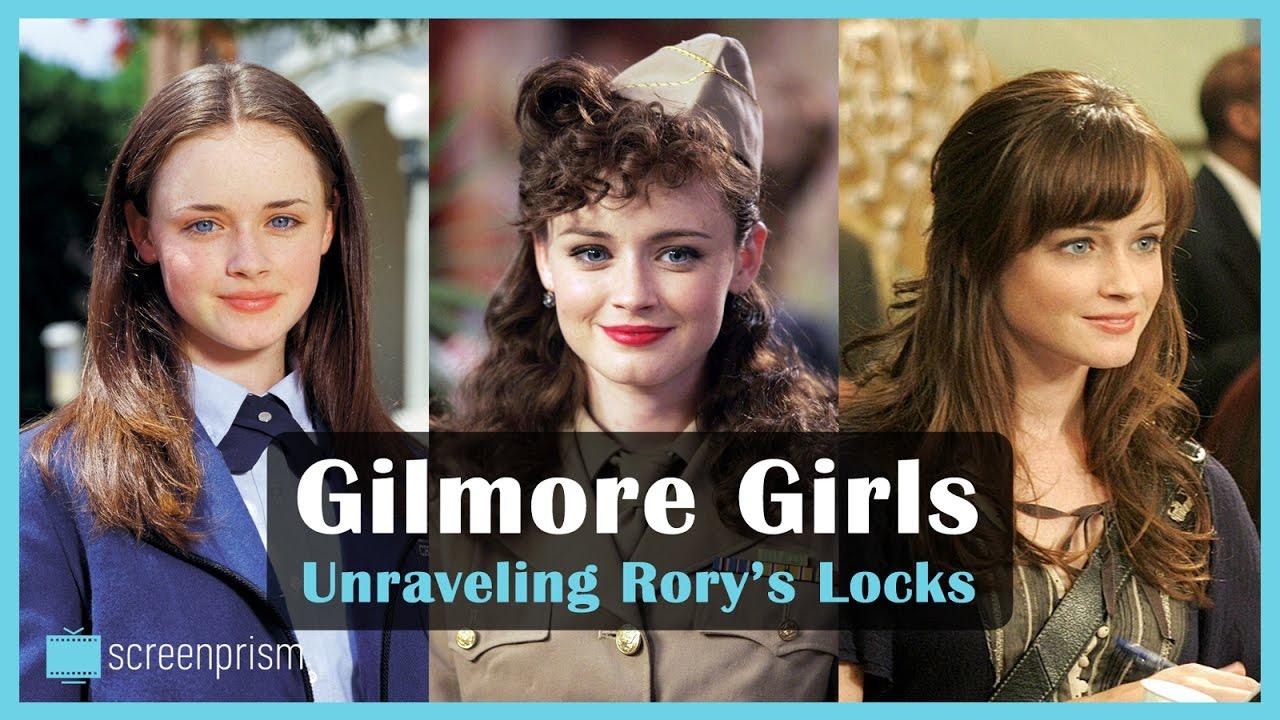Gilmore Girls Hair Unraveling Rory S Locks Youtube