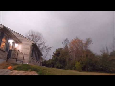 October 19, 2016  Tornado Warning Event With Siren Activations