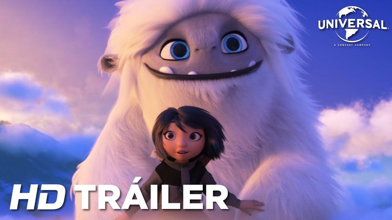 Trailer De Abominable La Nueva Apuesta Animada De Dreamworks