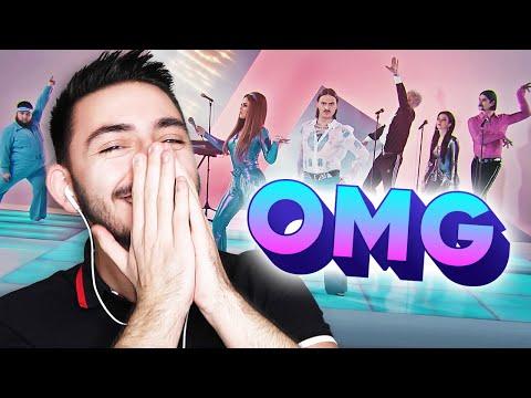 Reaction Little Big - Uno Russia Eurovision 2020 | MERISMALL