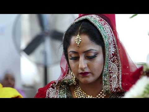 Taran & Preeti Wedding Part One Highlights