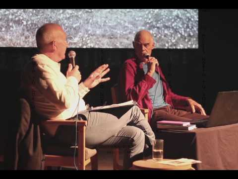 Richard Long in conversation with Les Buckingham. Quay Arts, Isle of Wight. Part 1 of 4.