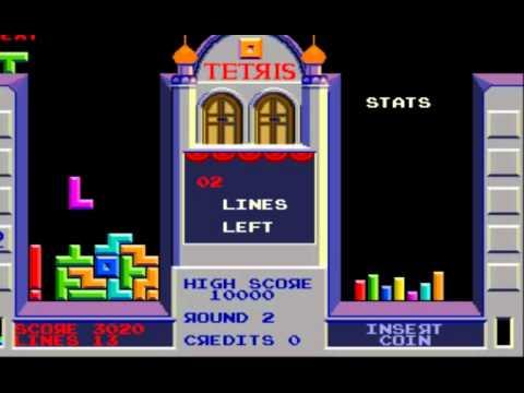 Tetris - Classic Arcade