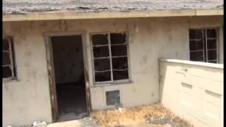 Abandoned Neighborhood at George AFB