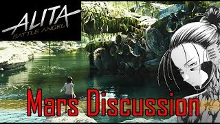 Alita Battle Angel - GUNNM: Mars (movie and comic spoiler)