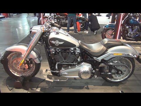 Harley-Davidson Fat Boy (2020) Exterior And Interior