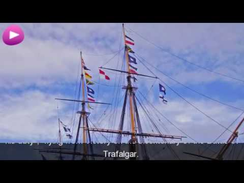 Battle of Trafalgar Wikipedia travel guide video. Created by Stupeflix.com