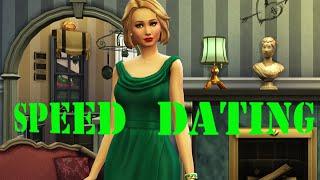 The Sims 4 Machinima - Speed Dating