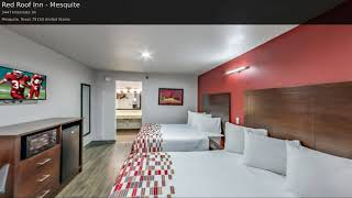 Red Roof Inn Dallas - Mesquite Virtual Tour