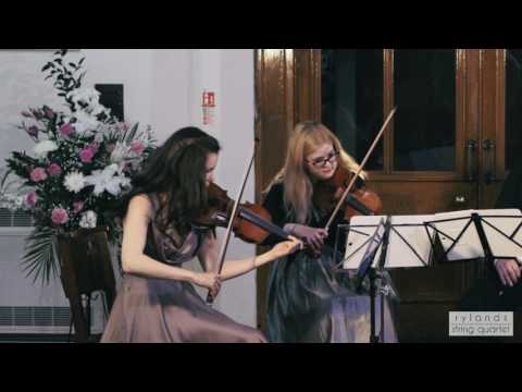 Rylands Manchester Wedding String Quartet