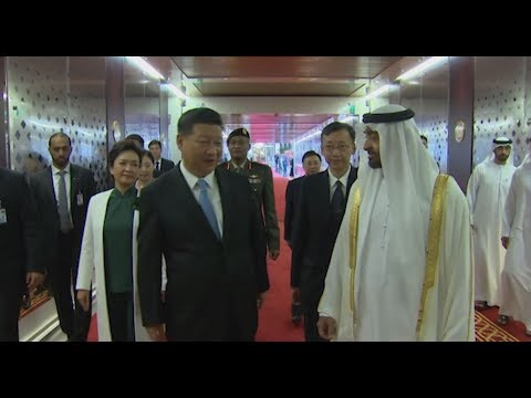 الرئيس الصيني شي جين بينغ يختتم زيارته التاريخية للإمارات  - نشر قبل 7 ساعة
