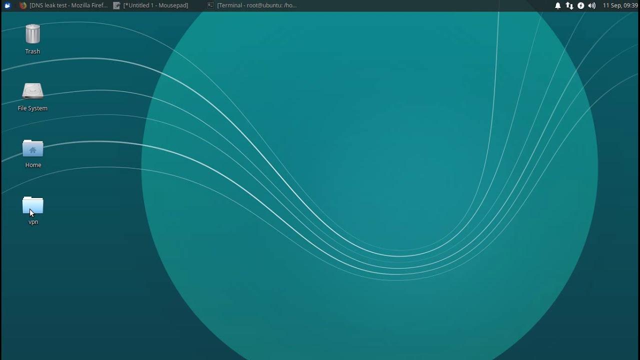 How to fix dns leaks Ubuntu 18, Debian 9, Kali Linux 2018