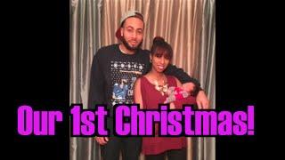 Vlog:: Our 1st Christmas!