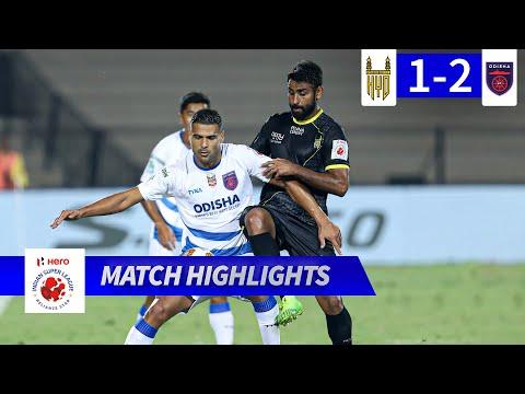 Hyderabad FC 1-2
