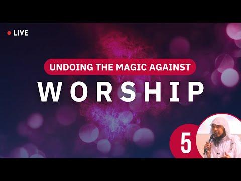 Undoing Magic (Sihr) against Worship | RUQYA | Shaykh Abu Ubaid