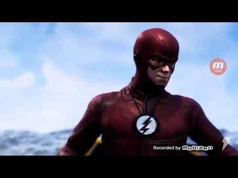 Sónic vs the flash-Epic Race!