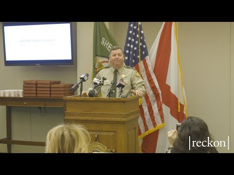 Etowah County Press Conference 3.23.2018