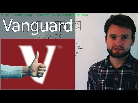 Why should you invest with Vanguard?