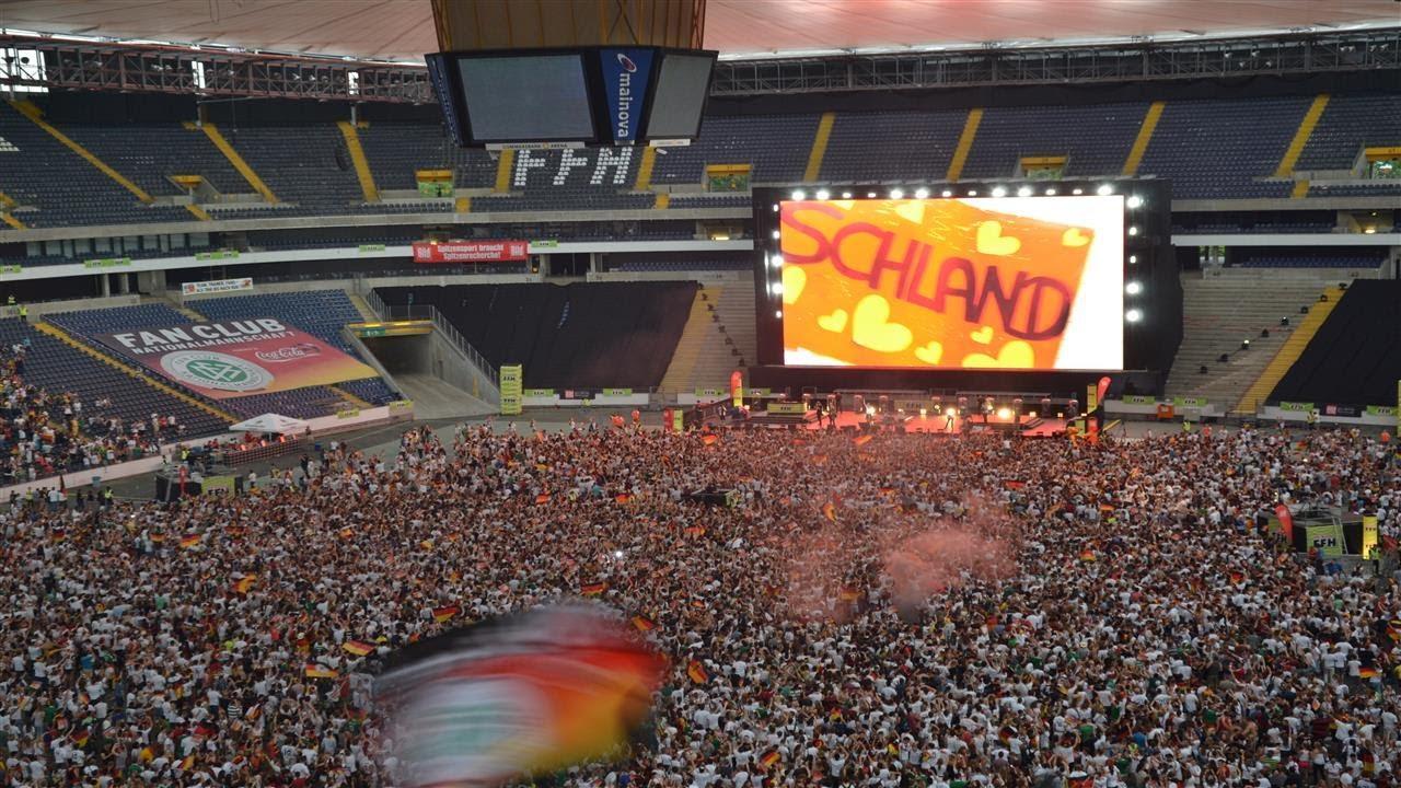 deutschland vs frankreich wm