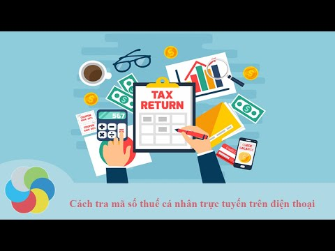 Cách tra mã số thuế cá nhân trực tuyến trên điện thoại