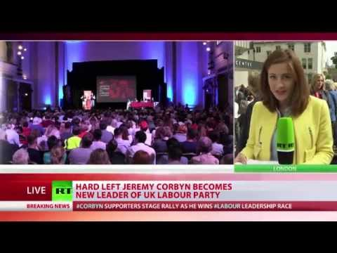 Corbyn causes political earthquake with landslide victory