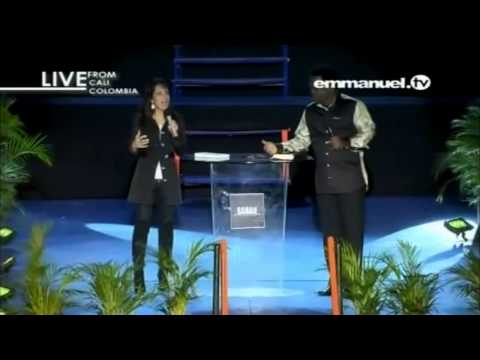 Crusade In Colombia With Prophet TB Joshua Day 2, 12 July 2014, (Part 2/4), Emmanuel TV