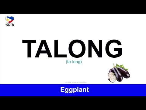 Filipino Language - VEGETABLES IN TAGALOG
