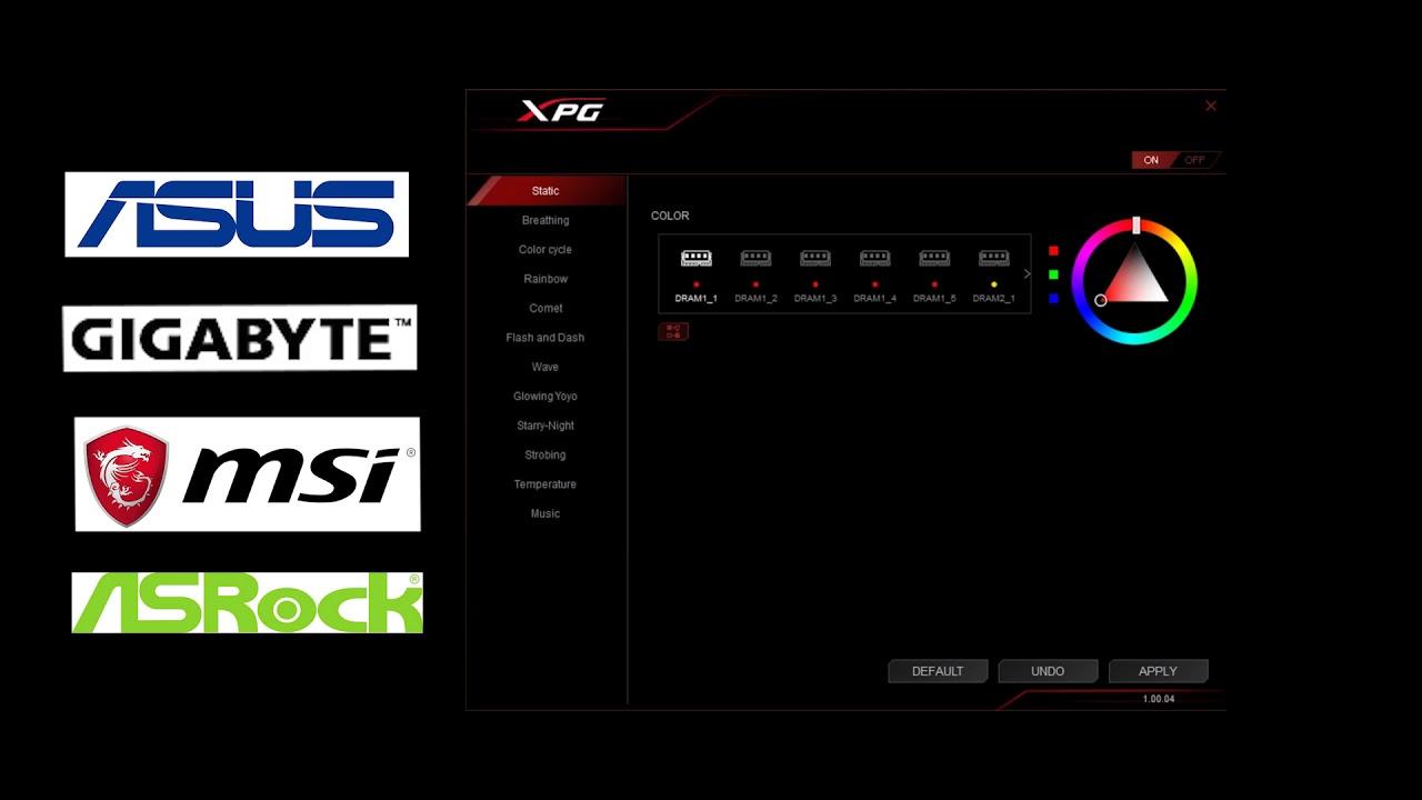 XPG SPECTRIX D40 DDR4 RGB Memory Module_XPG_Xtreme